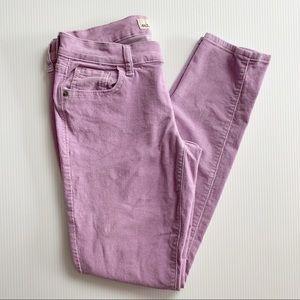 Old Navy Purple Corduroy Pants